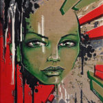 acrylique_on_canvas___greengirl_by_youl_by_youl01-d6svy11