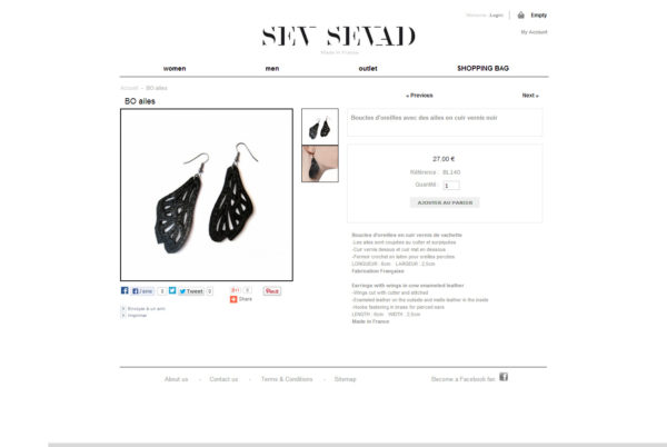 Pack ID + Site E-commerce