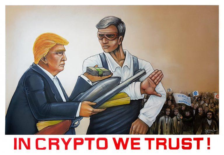 Crypto Socialism